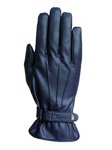 Roeckl Sports Winter Handschuh Wago Unisex Reithandschuh, Schwarz, 7