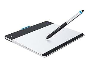Wacom Intuos Pen&Touch M - Grafiktabletts (Windows 7 Enterprise, Wind, Mac OS X 10.6 Snow Leopard, Mac OS X 10.7 Lion, Mac OS X 10.8 Mountain Lion, USB, 16 : 9, 216 x 135 mm)