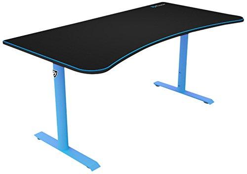 Arozzi Arena Gaming Schreibtisch blau