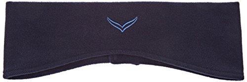 Trigema Jungen Stirnband Fleece, Gr. One Size (Herstellergröße: 2), Blau (Navy 046)