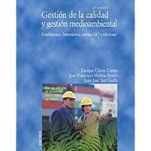 Gestion de calidad y gestion medioambiental: (Economia Y Empresa)
