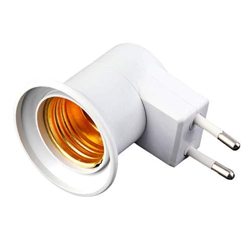 E27 Professional Super Lightweight Lamp Light Wall Socket E27 Socket Lamp Base Lamp Socket With Switch US/EU Plug - Wall Base