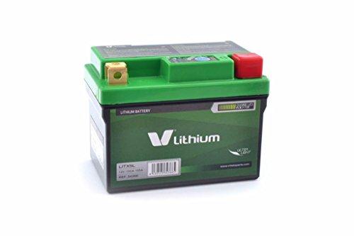V LITHIUM - 34366 : Bateria De Litio V Lithium Litx5L (Con Indicador De Carga)