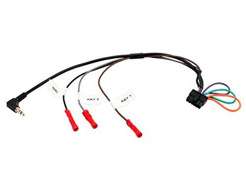 xtremeauto® Auto Stereo Multi Adapter führen, (kompatibel mit Lenkrad Kontrolle Adapter)