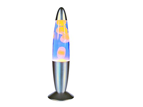 Out of the blue Motion Rocket Leuchte, Höhe circa 33,5 cm, G4, 20 W, 12 V, gelb/blau 57/1278 (12-volt-motion)