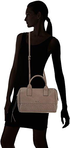 Calvin Klein Jeans  MADDIE  DUFFLE, sacs à main femmes Gris (Taupe)