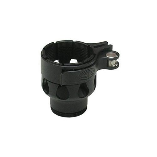 Unbekannt Custom Products DM Clamping Feed Neck–Black by Custom Products