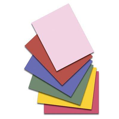 Bazzill T10-1081 12 x 12 Monochromatic Textured Cardstock - Raven