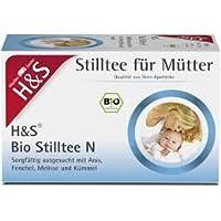 H&S Bio Stilltee N Filterbeutel 20 St Filterbeutel preisvergleich bei billige-tabletten.eu