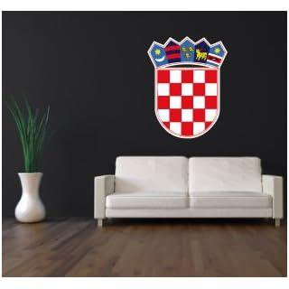 aina Wandtattoo KROATIEN Hrvatska Croatia