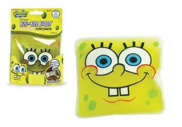 nickelodean-spongebob-squarepants-boo-boo-buddy-reuseable-hypo-allergenic-cold-pack-by-nickelodeon