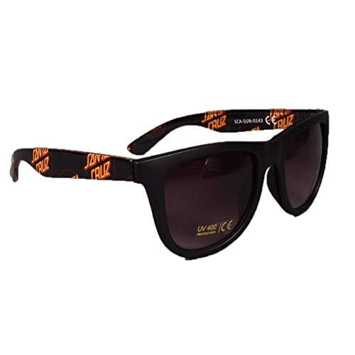 Santa Cruz Other Dot Sonnenbrille Herren Schwarz Ohne Größen