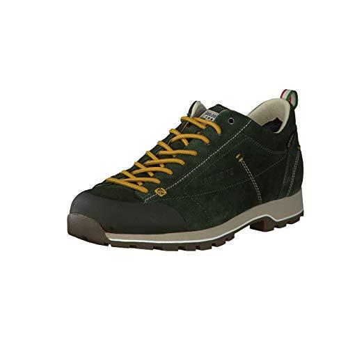 Dolomite - Zapatillas de Senderismo de Cuero para Hombre Verde Ivy Green 83911a0e6b3