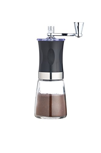 KitchenCraft Le'Xpress Adjustable Manual Coffee Grinder, 8 x 18 cm (3″ x 7″) 31gQTmSzVOL