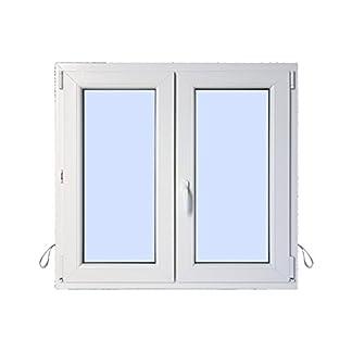 Ventana PVC Practicable Oscilobatiente 2 hojas 1200X1000