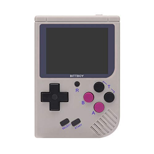 """New BITTBOY - 2.4"""" IPS Portable Video Game Handheld TV Out"""