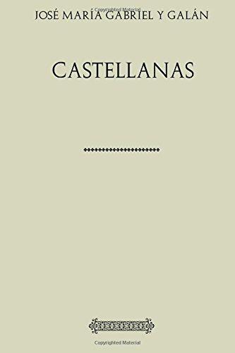 Colección Gabriel y Galán. Castellanas por José María Gabriel y Galán