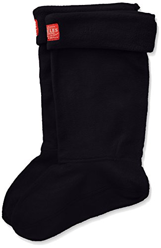 Joules Damen Socken Welton, 100 Den, Blue (Marine Navy), Medium (Damen Sock Welly Fleece)