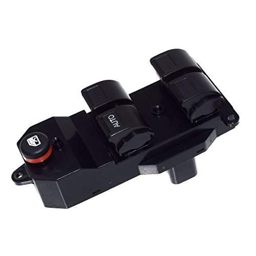 Ben-gi Antriebsseite Electric Power Master-Fenster-Schalter Control Panel-Taste Ersatz für Honda Civic Fit 09-11 35760S9AG042A (Honda Civic Tankdeckel)