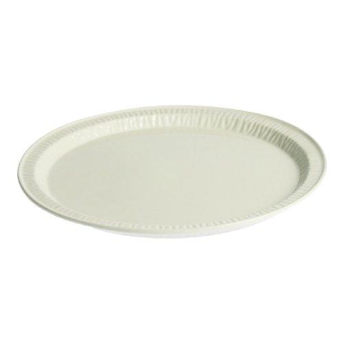 SELETTI – Assiette en Porcelaine Ø cm. 28, Blanc, Lot de 6
