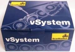 Scottoiler vSystem automatisches Kettenschmiersystem für fast alle Motorräder