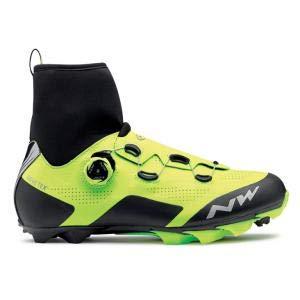 NORTHWAVE RAPTOR GTX scarpe da ginnastica da corsa fluo / nero, Taglia:gr. 44