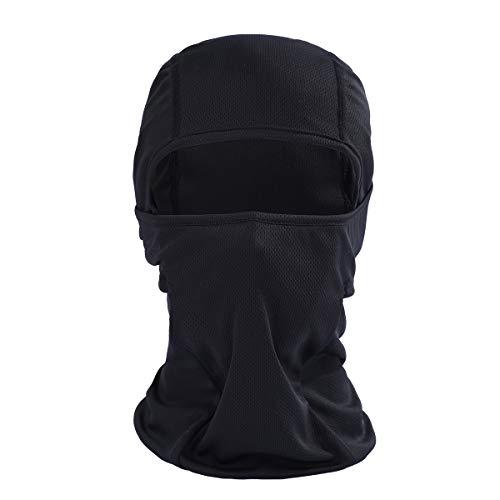 Saingace(TM)Hüte Super Dehnbare atmungsaktive Sport Maske für Outdoor-Skifahren Radfahren Motorrad Helm Wandern Camping -