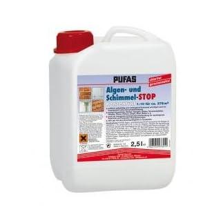 Pufas Algen-Moos-Schimmelstop 2,500 L