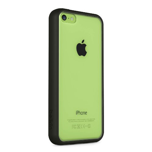 Belkin View Case/Cover für Apple iPhone 5 C (schwarz), Blacktop, iPhone 5c Blacktop