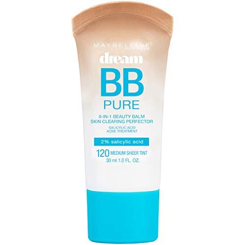 MAYBELLINE Dream Pure BB Cream - Light/Medium Sheer Tint - 30ml by MAYBELLINE