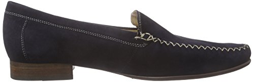 Sioux  Campina, Mocassins (loafers) femme Bleu (Night)