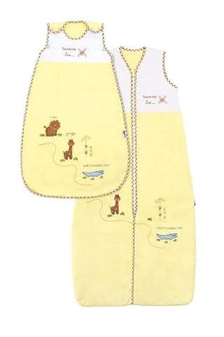 Slumbersac Baby Sleeping Bag (12 - 36 Months, 2.5 Tog, Sunshine Zoo)