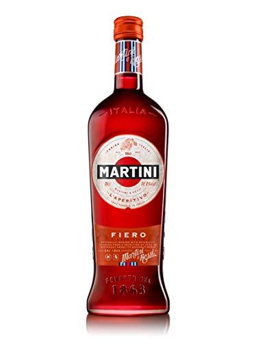 Martini Aperitivo Fiero - 6 Confezioni da 1000 ml