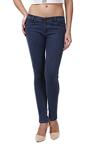 Miss-Wow-Basic-Grey-slim-fit-denim-jeans-for-Women