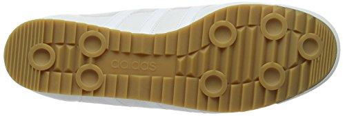 adidas Dragon Og, Scarpe da Ginnastica Basse Unisex – Adulto Bianco (Ftwr White/ftwr White/gum)