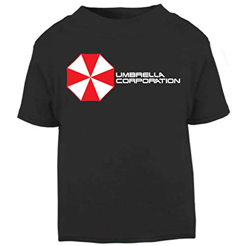 Resident Evil Umbrella Corporation Logo Baby and Toddler Short Sleeve T-Shirt