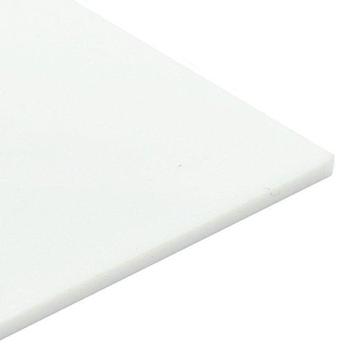 3mm Plexiglas Opal für LED-Licht Box glänzend Acryl Tabelle 16Größen zur Auswahl 420mm x 297mm / A3 (Blatt Farbe Acryl-plexiglas)