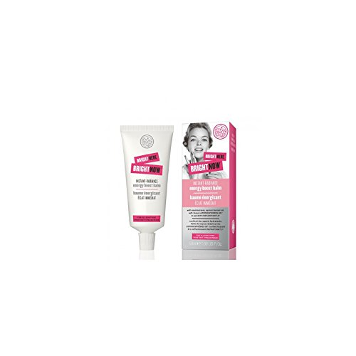 Soap And Glory Bright Here Bright Now Instant Radiance Energy Boost Balm 50ml