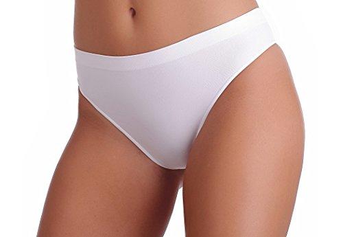 Gatta String Lili - Underwear Seamless String Tanga - 3er Vorteilspack ZBianco
