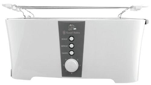 Russell Hobbs Rpt603 1350-watt 4-slice Cool Touch Pop-up Toaster
