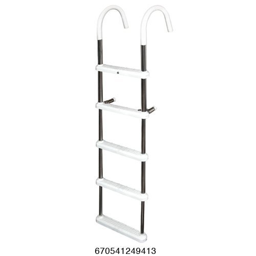 jif-marine-dmt5-11-5-step-gunwale-11-in-hook-boat-ladder-stainless-steel-by-jif-marine