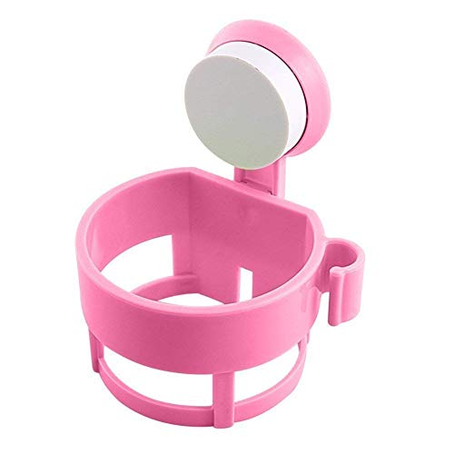 WORKONICTM Bathroom Hair Dryer Holder Rack with Vacuum Suction Cup...