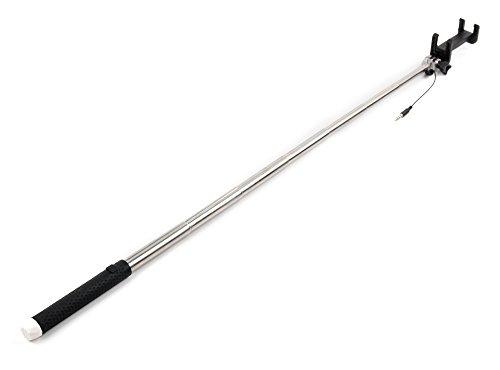 DURAGADGET-Palo-Selfie-Selfie-Stick-para-Cmara-deportiva-APEMAN-A80-Stoga-ST-V3-Excelvan-DV603E-OUTAD-IP68-WiMiUS-q6-JEEMAK-4K