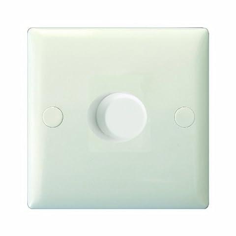 Varilight LED Dimmer Switch - V-Pro Series, 1 Gang (Single),