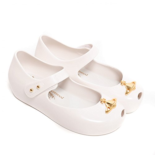 Melissa Shoes Mini VW Ultragirl 19,White Orb 24 White Orb -