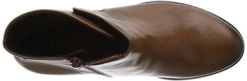 Gabor Shoes 55.780 Damen Kurzschaft Stiefel Braun (caramello (Effekt) 22)