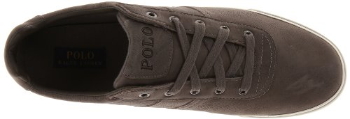 Polo Ralph Lauren Hanford Fashion Sneaker Charcoal Grey