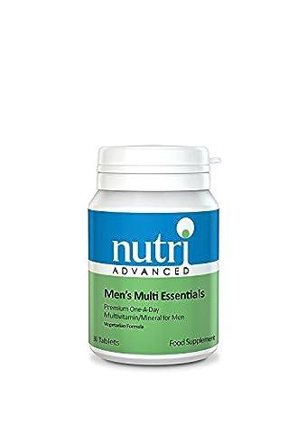 Nutri 50mg Multi Essentials Men 30 Tablets