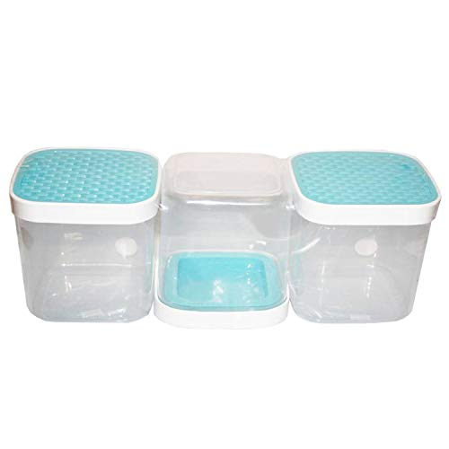 42afa2cd7a9 39% OFF on Chetan Plastic Airtight Kitchen Storage Containers 10 Ltr ...