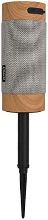 KitSound Outdoor Freestanding Bluetooth Garden Speaker